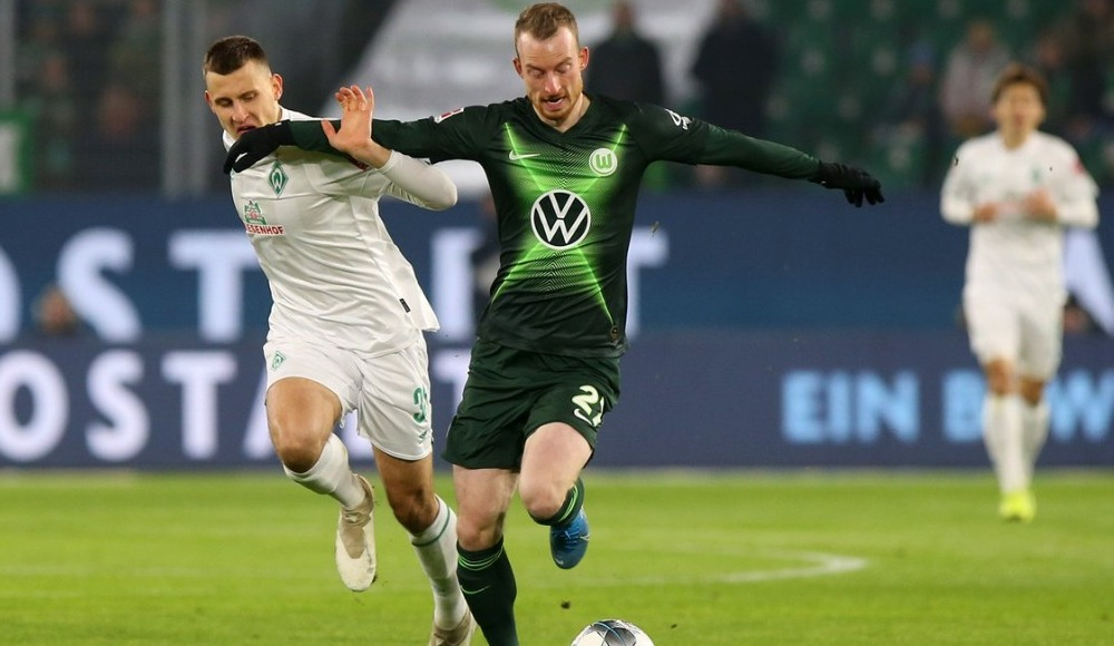 Werder Bremen, Wolfsburg'u deplasmanda devirdi! 2-3