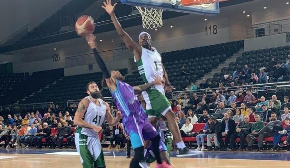 Ormanspor, Meksa Yatırım Afyon Belediyespor'u 77-76 yendi
