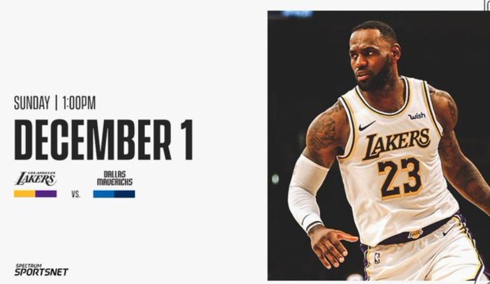 Los Angeles Lakers - Dallas Mavericks (Canlı Skor)