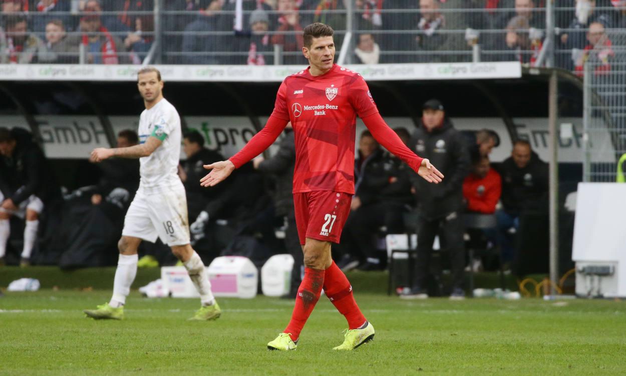 Mario Gomez'in VAR isyanı!