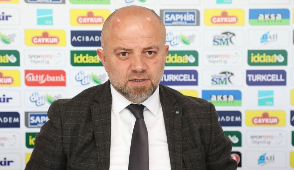 """Hasan Yavuz Bakır: """"Rakibimize gol atmak olarak yorumlanmamalı, Ünal Hoca başarılı olacak"""""""