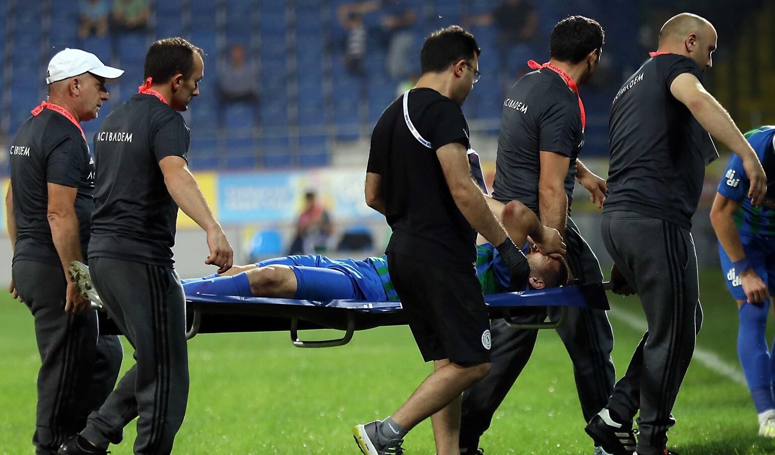 """Hasan Yavuz Bakır: """"Sakat oyuncularımız bizi etkiledi"""""""