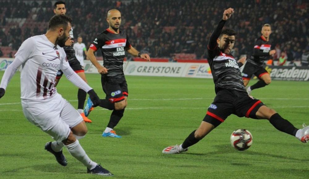 Selim Ilgaz attı; Hatayspor deplasmanda kazandı!