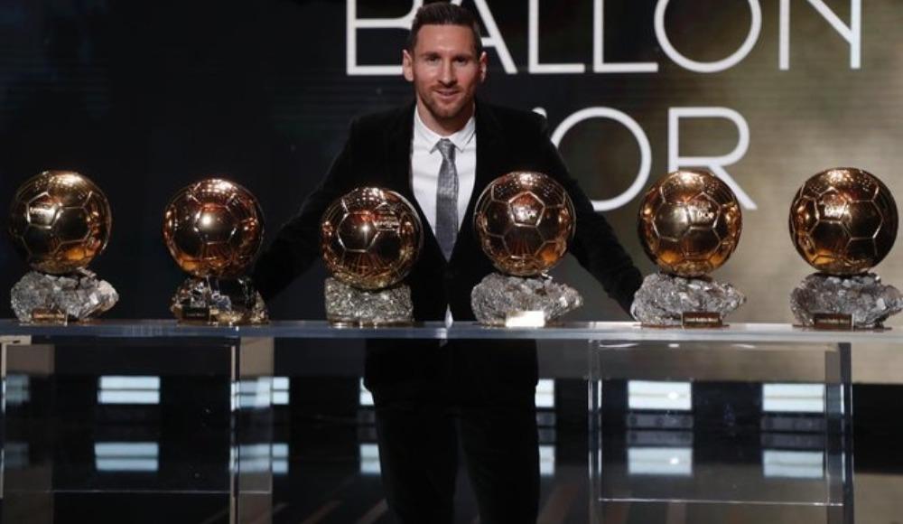 Ballon d'Or ödülünün sahibi belli oldu