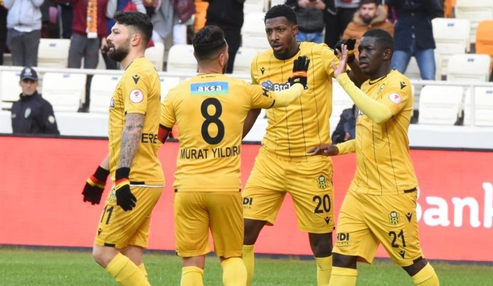 Yeni Malatyaspor avantajı kaptı!