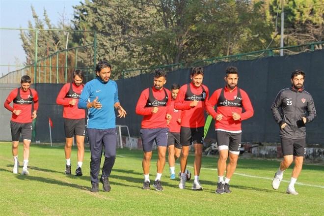 Hatayspor, Boluspor maçı hazırlıklarına başladı