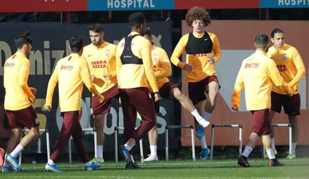 Galatasaray'da sakatlık raporu