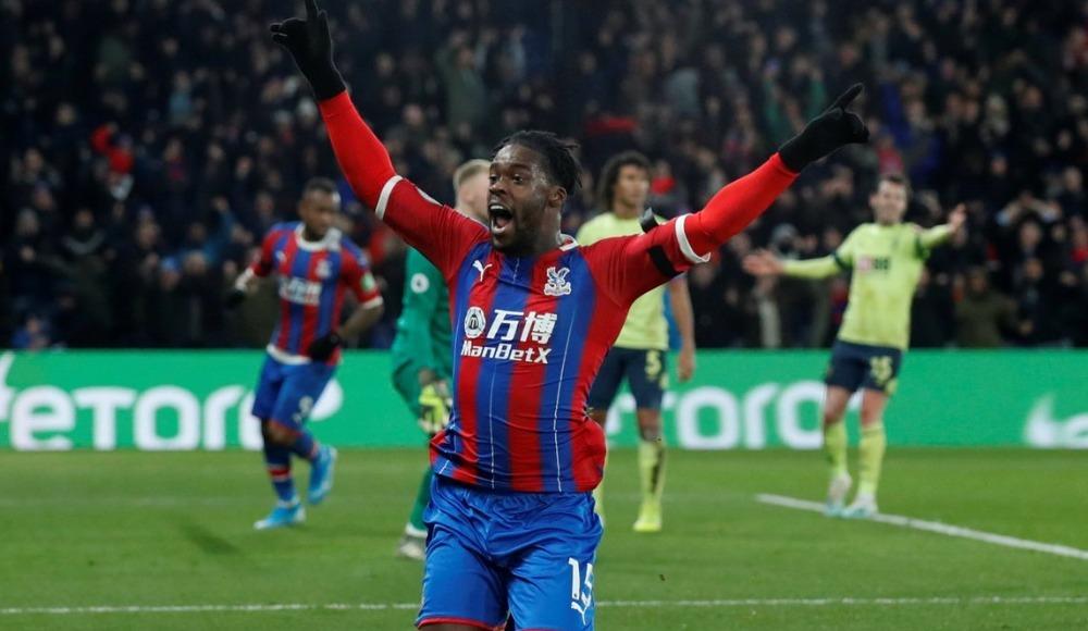 Crystal Palace, sahasında tek golle kazandı! 1-0