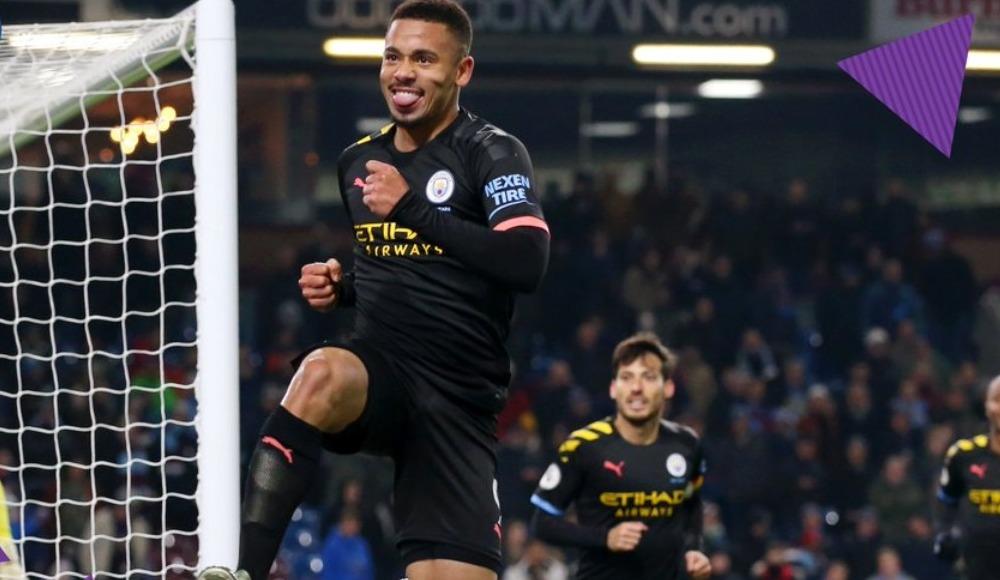 Gabriel Jesus attı, Manchester City farklı kazandı! 1-4