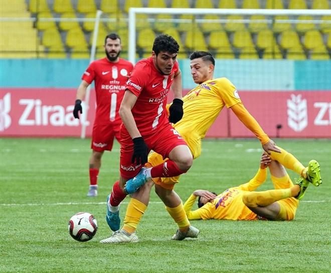 Antalyaspor rahat geçti!