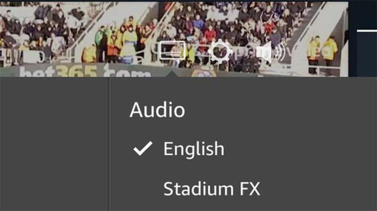 Sadece stadyum sesini açma imkanı var, 40 spiker ve yorumcu...