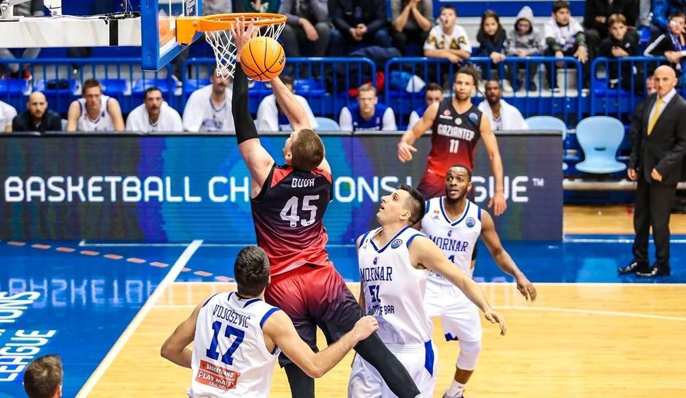 Gaziantep Basketbol deplasmanda kayıp