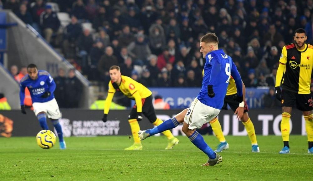 Leicester City iki golle kazandı!