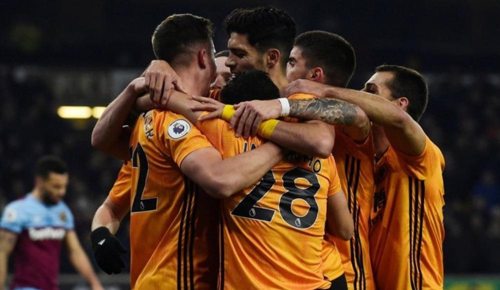 Wolverhampton, West Ham karşısında rahat kazandı!