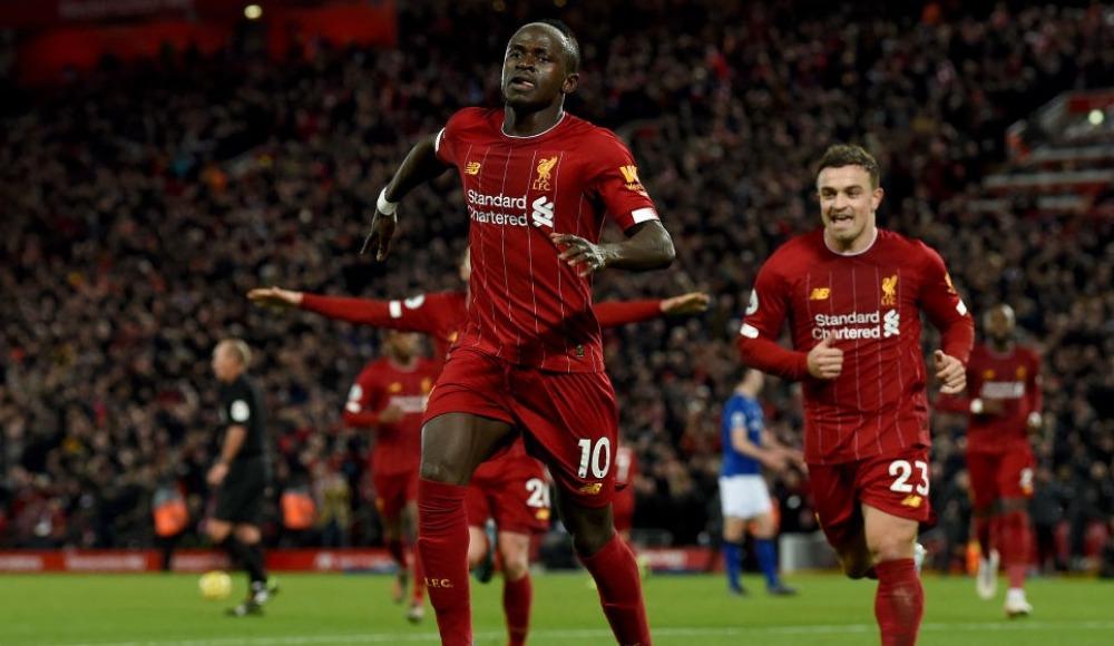 Liverpool, mağlubiyeti unuttu! Kulüp rekoru...