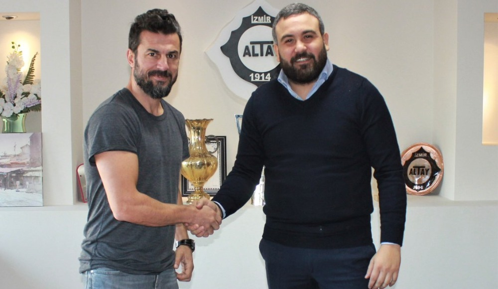 Altay'da Ali Tandoğan dönemi başladı