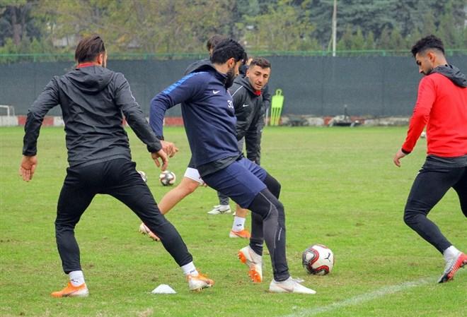 Hatayspor, Boluspor maçının hazırlıklarını tamamladı