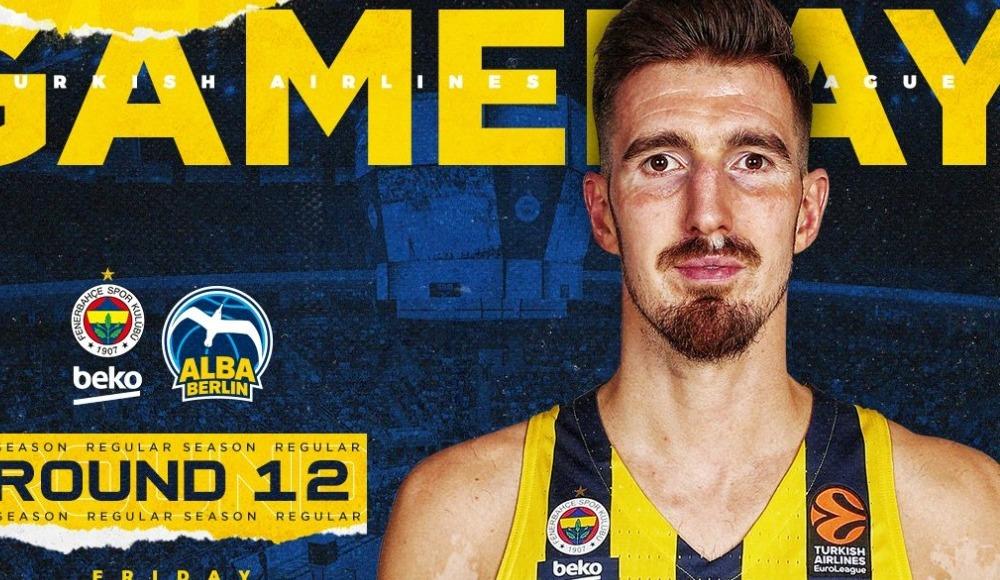 Fenerbahçe Beko- ALBA Berlin (Canlı Skor)