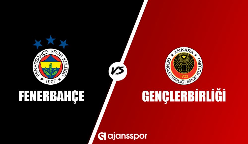 Fenerbahçe - Gençlerbirliği (Maç izle)