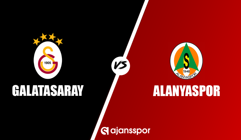 Galatasaray - Alanyaspor (Canlı Skor)