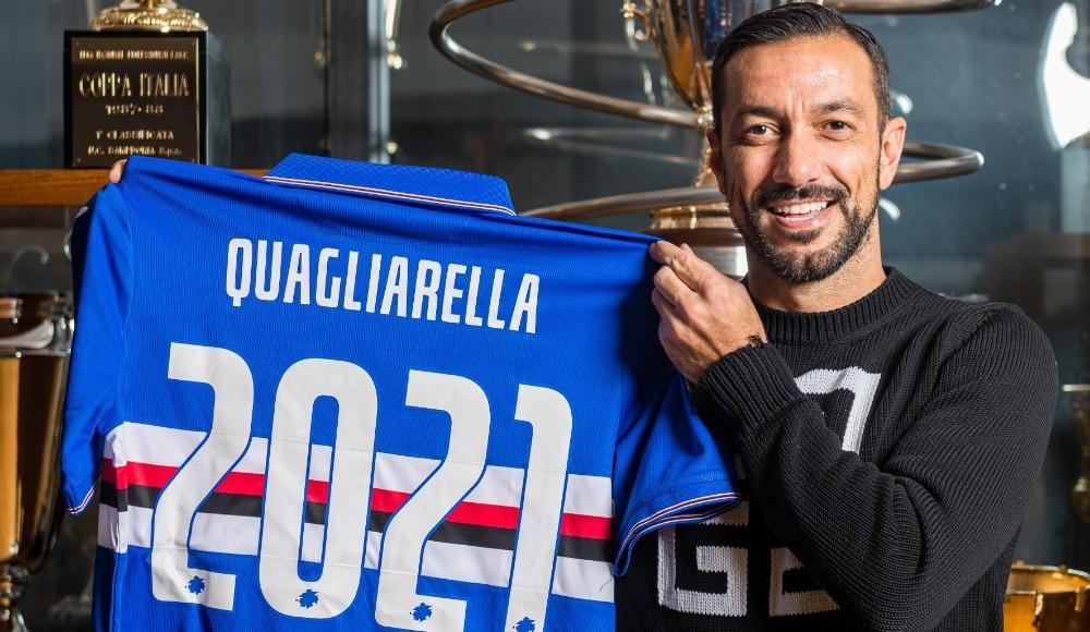 Sampdoria, kaptanını bırakmadı!