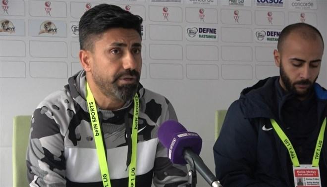 """Bayram Toysal: """"3-0 net skorla galip geldiğimiz için mutluyuz"""""""