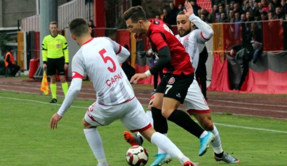 Karagümrük ile Balıkesirspor yenişemedi!