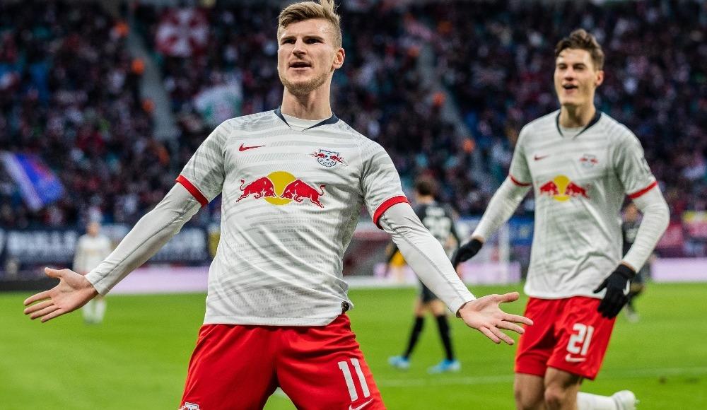 Werner atıyor, Leipzig kazanıyor!