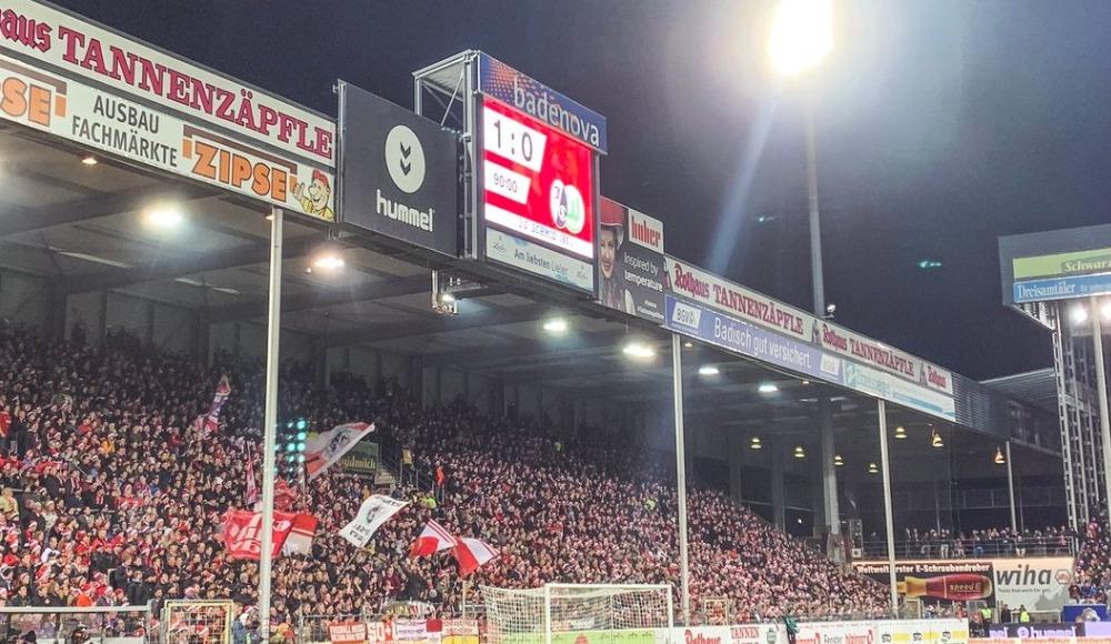 Freiburg son dakika gelen golle kazandı! 1-0
