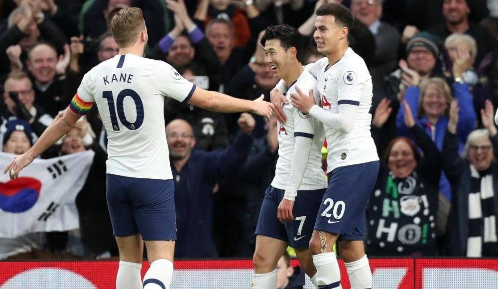 Tottenham farka koştu!