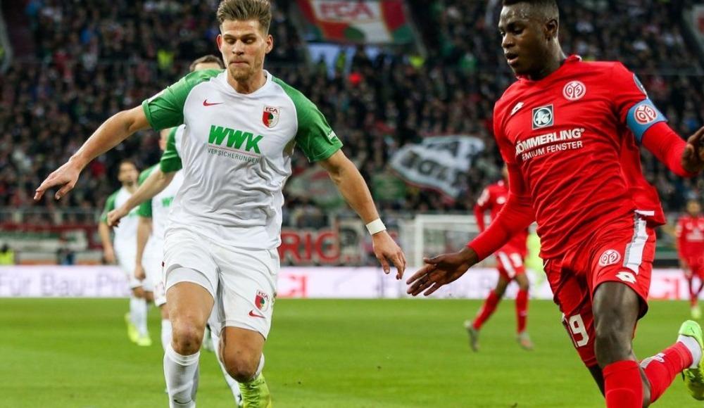 Augsburg, sahasında Mainz'a şans tanımadı! 2-1