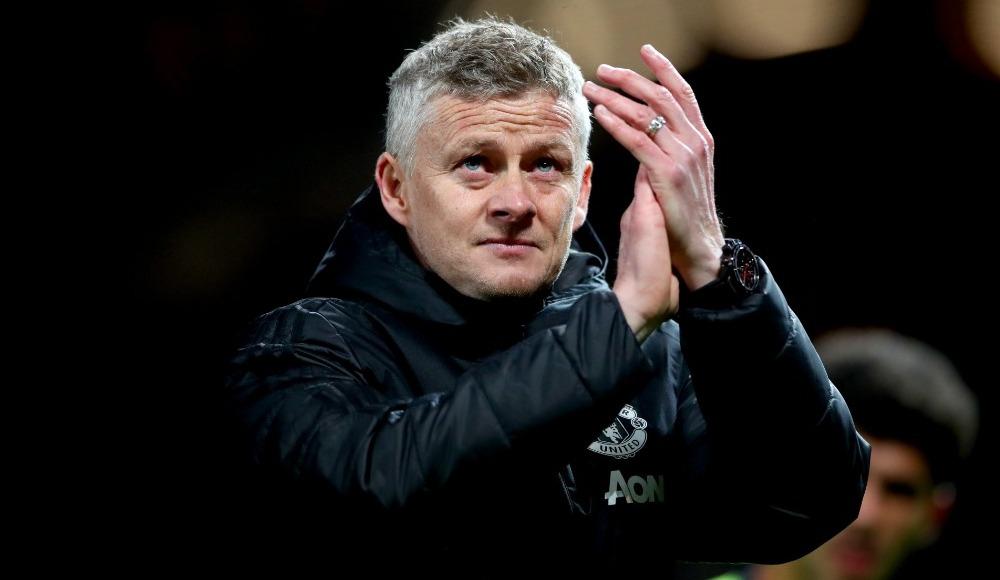 """Manchester United'ın teknik direktörü Solskjaer: """"Başakşehir takım olarak gelişiyor"""""""