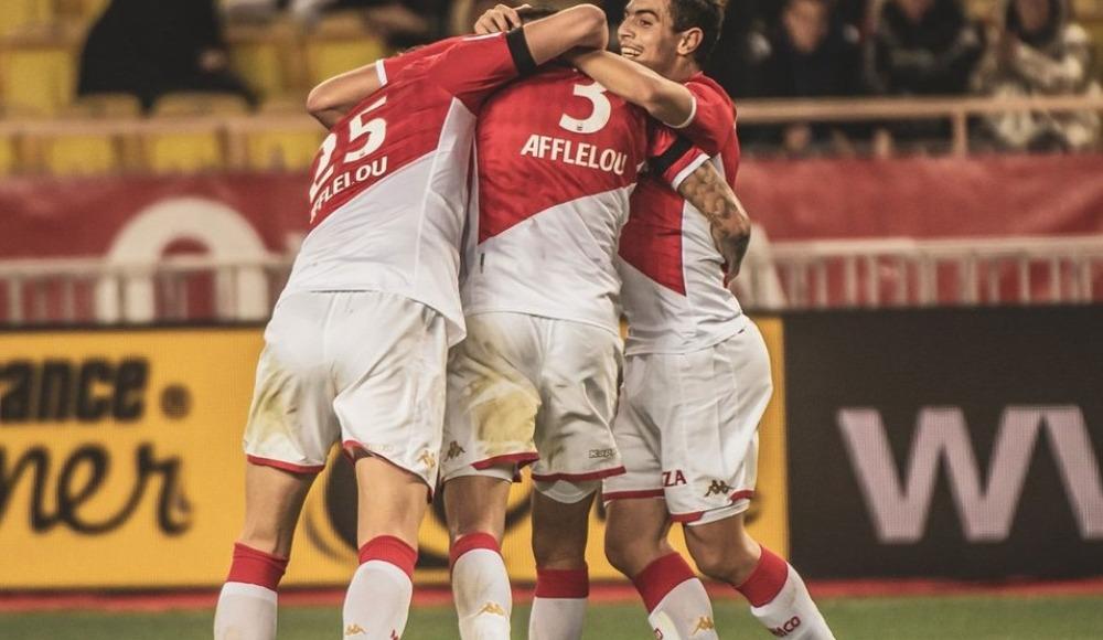 Monaco çıkışa geçti! 3-0