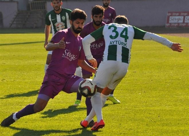 Yeni Orduspor, sahasında Şile Yıldızspor'u 1-0 mağlup etti