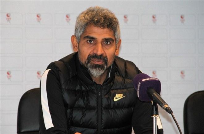 """İsmet Taşdemir: """"2 penaltı pozisyonumuz es geçildi"""""""