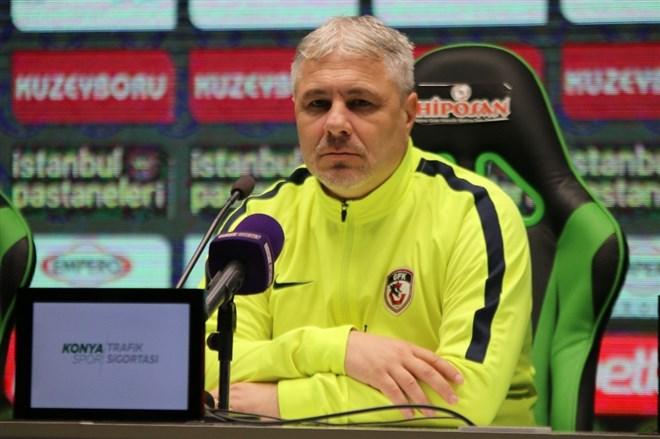 Marius Sumudica'dan Kasımpaşa ve transfer açıklaması