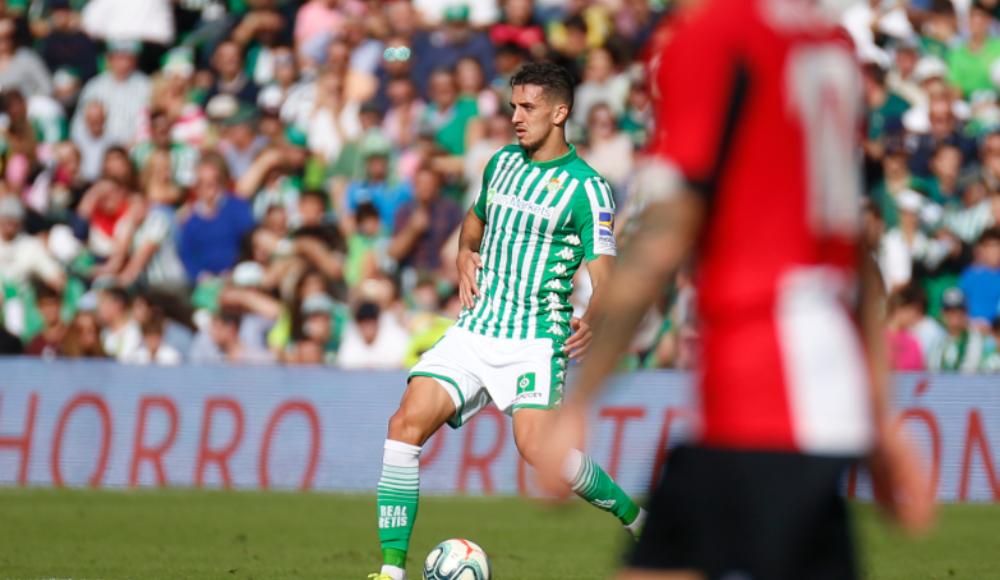 Real Betis'te Joaquin rüzgarı! Hat-Trick...