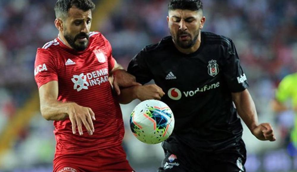 Sivasspor ve Beşiktaş! Seriye bağladılar...