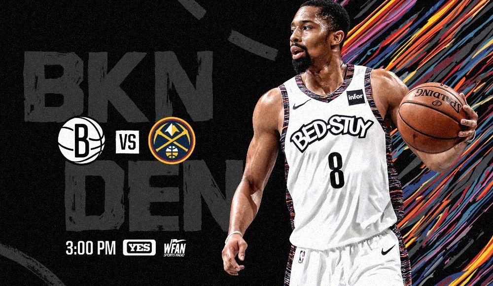 Brooklyn Nets - Denver Nuggets (Canlı Skor)