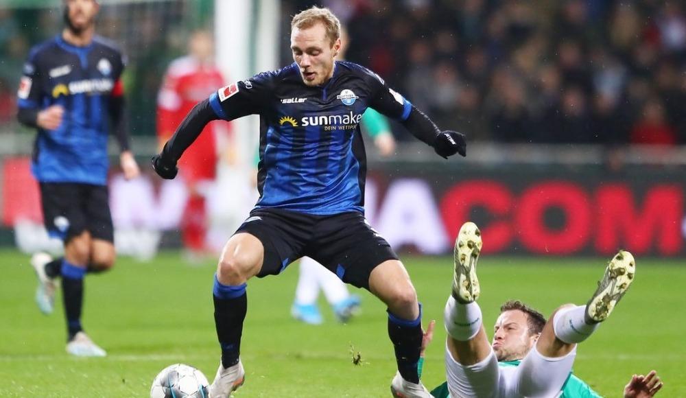 Paderborn 90'da gelen golle kazandı! 0-1