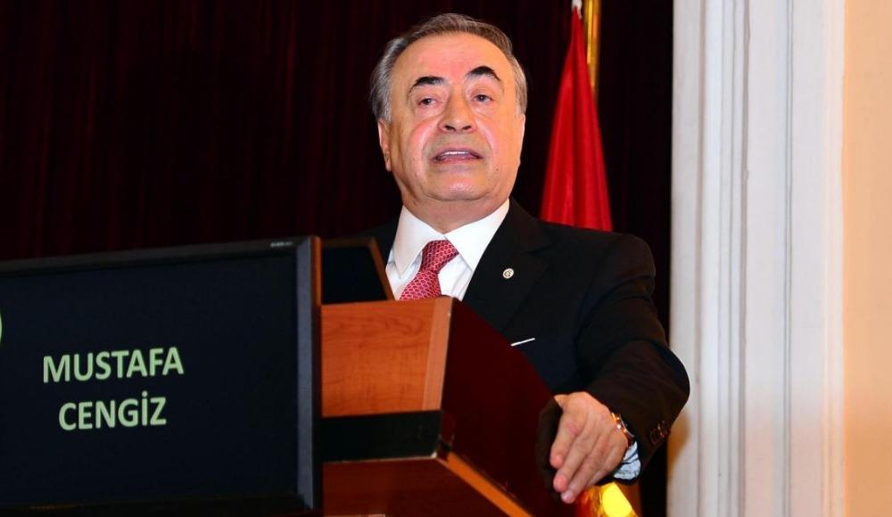 """Mustafa Cengiz'e Ada mesajı: """"Emlak Konut sorununun halledildiği gibi..."""""""