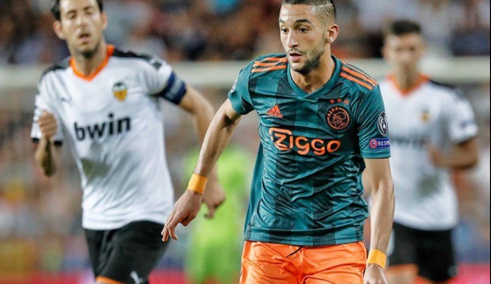 Ajax - Valencia (Canlı Skor)
