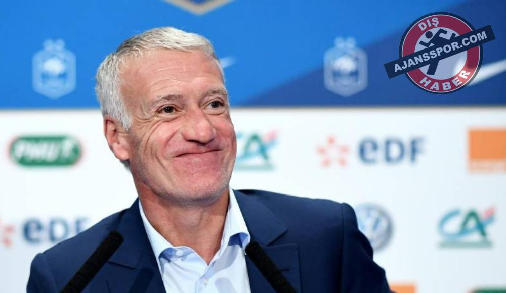 Didier Deschamps'in sözleşmesi uzatıldı