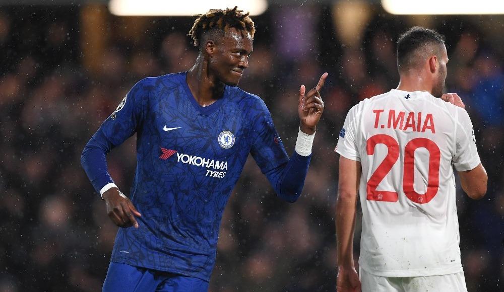 Chelsea, Lille'i devirerek gruptan çıktı!