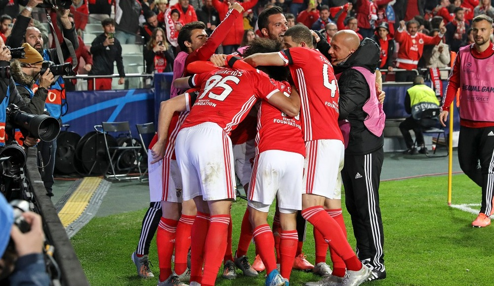 Benfica rahat kazandı!