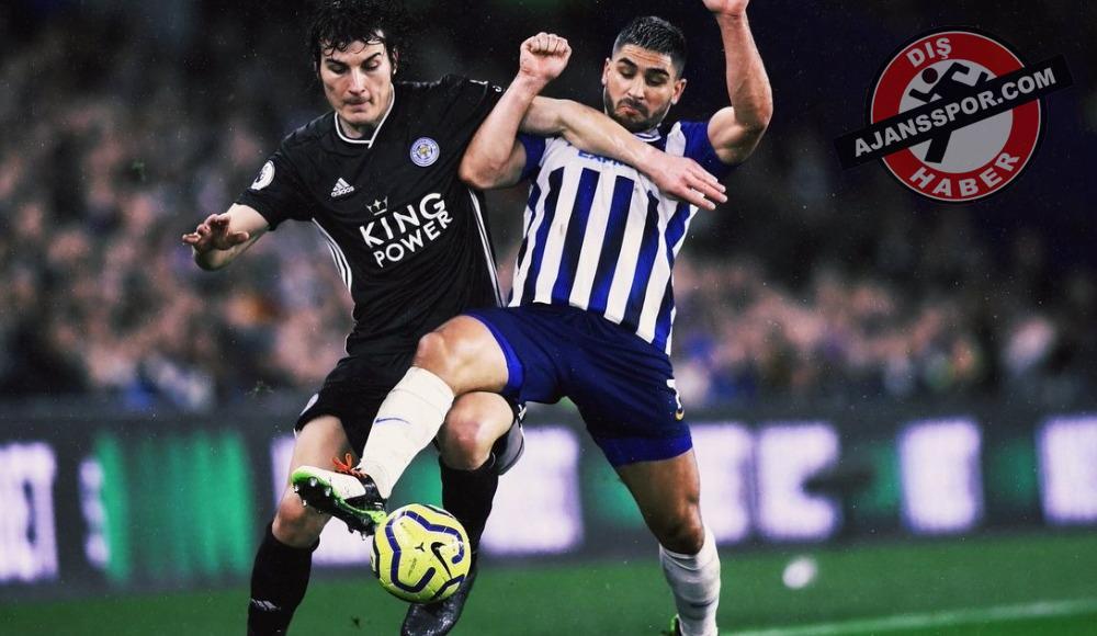 Leicester City, Çağlar Söyüncü ile görüşmelere başladı!