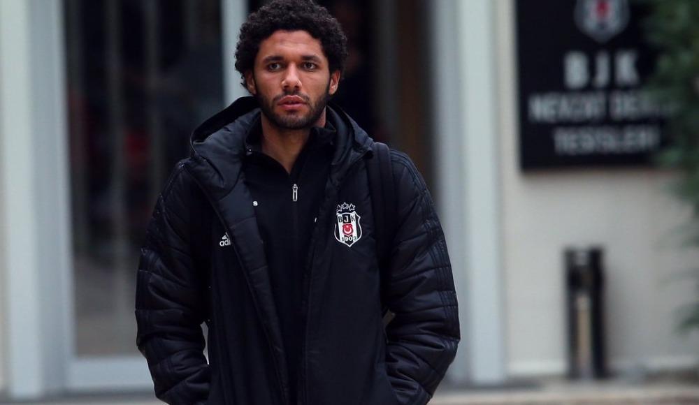 Beşiktaş kafilesi, İngiltere'ye gitti