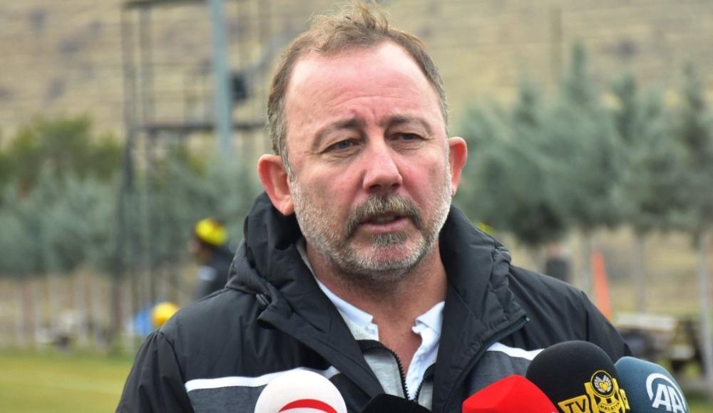 Yeni Malatyaspor'da Sergen Yalçın dönemi bitti