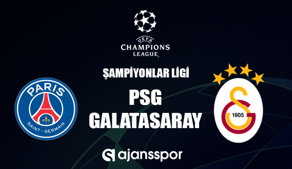 PSG Galatasaray maçı şifresiz!