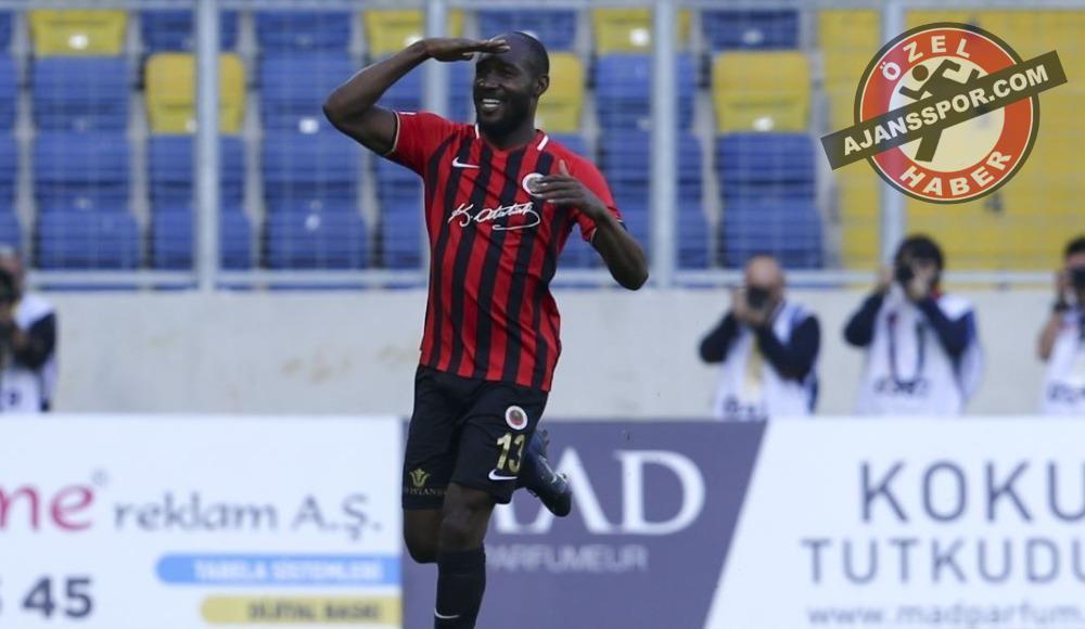 """Gençlerbirliği'nin yıldızı Sio'dan gol mesajı: """"Benim hedefim..."""""""